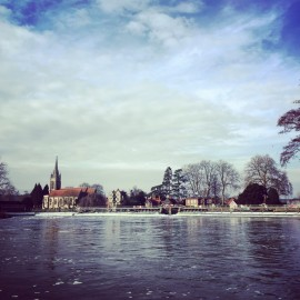 Marlow on the River